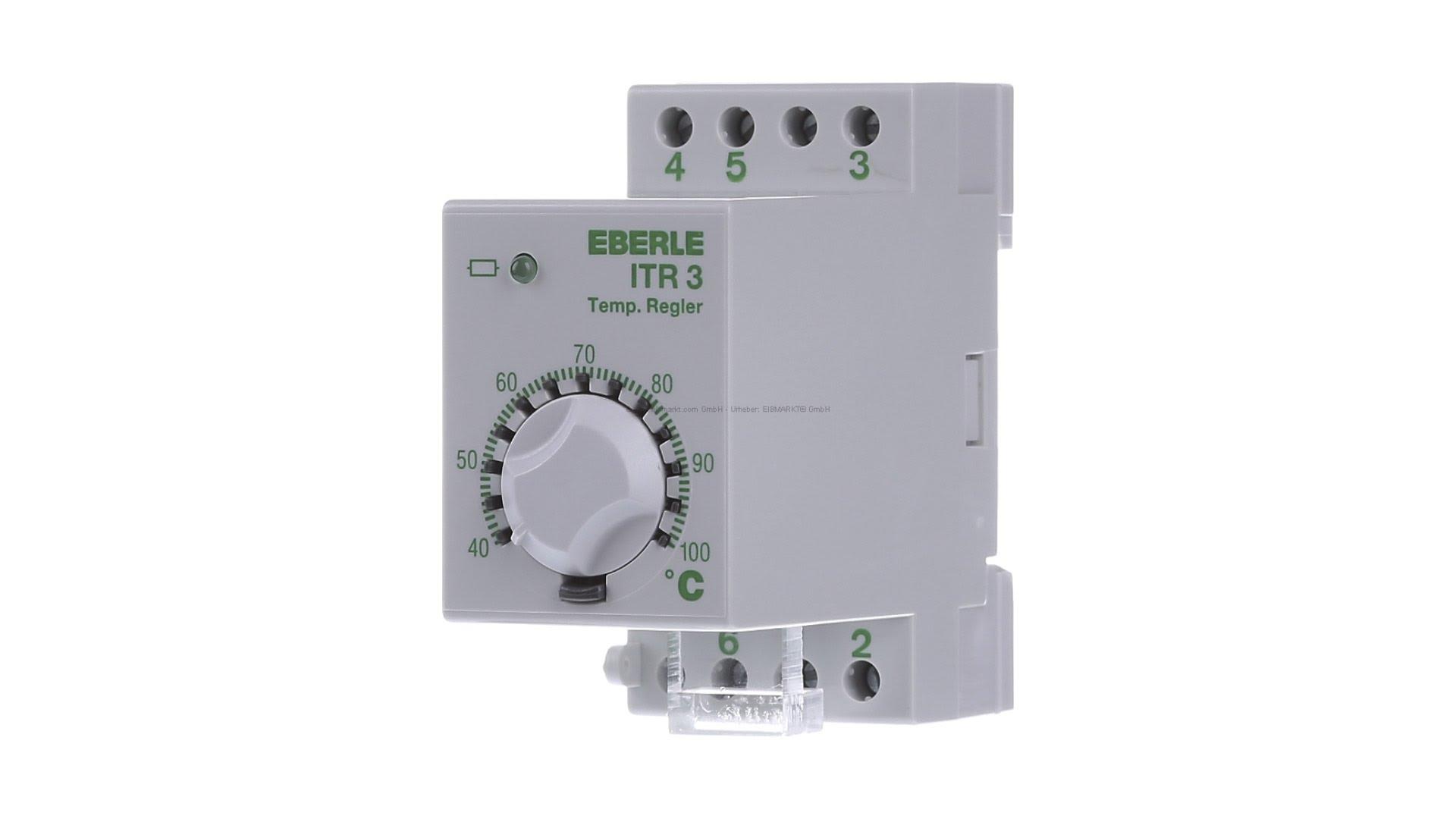Терморегулятор EBERLE ITR 3