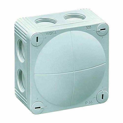 Коробка соединительная WISKA COMBI 308/5  с клеммником