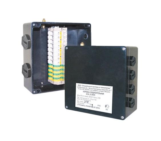 Коробка соединительная ССТ УСК 25.M40