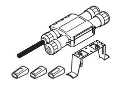 Узел подвода питания Raychem RAYCLIC-PT-02