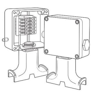 Cоединительная коробка ВЭ 122.У
