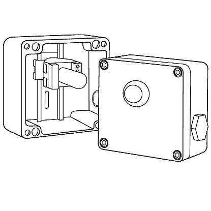 Соединительная коробка ВЭ 122.С