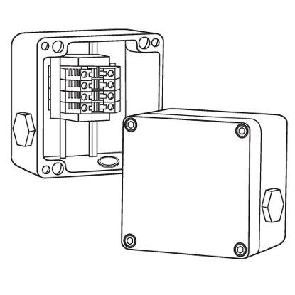 Cоединительная коробка ВЭ 122.Д
