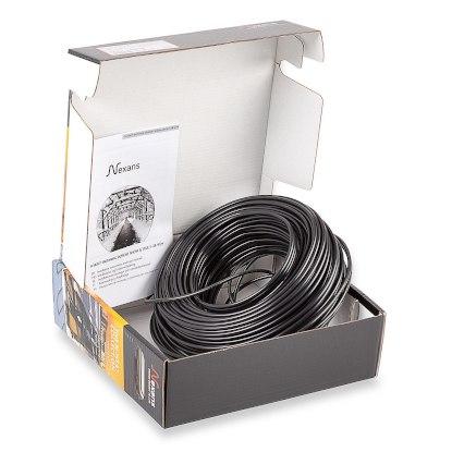 Нагревательная секция Nexans TXLP/1R Black 1460/28