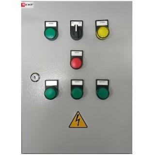Шкаф управления электрообогревом металлический ШУ-ЭО-21,1/380-С