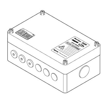 Соединительная коробка Raychem JB-EX-25/35MM2