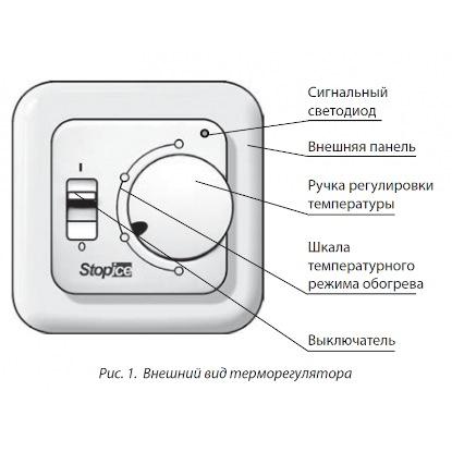 Терморегулятор ТР-140