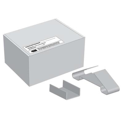 Зажим крепежный СР.2-50 Ц (упак. 50шт.)