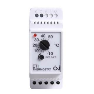 Терморегулятор ETI-1551 OJ Electronics