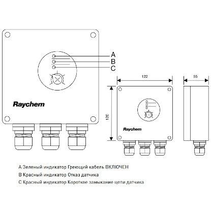 Термостат Raychem AT-TS-14