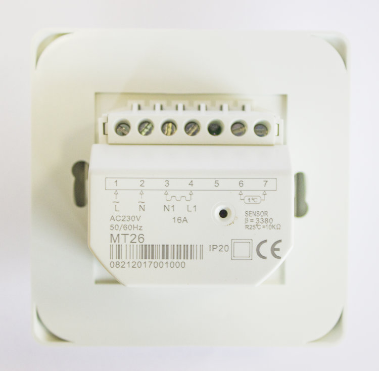 Терморегулятор механический СТН MT26