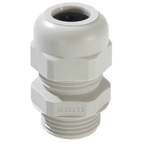 Кабельный ввод пластиковый WISKA M20 (WISKONUS 20)