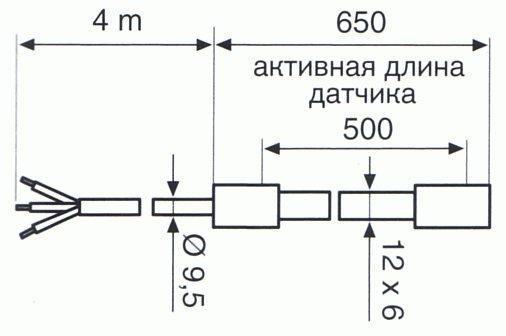 Датчик влаги Raychem HARD-45