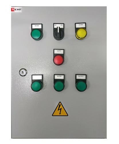 Шкафы Шкаф управления системой обогрева (ШУ-ЭО) металлический